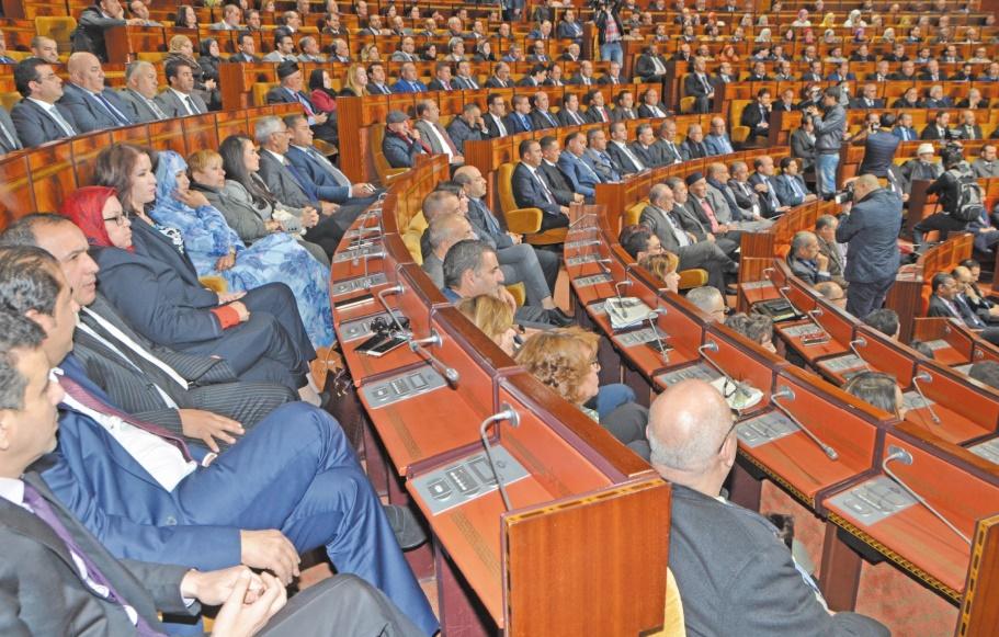 Election des membres du bureau et des présidents des commissions permanentes de la première Chambre