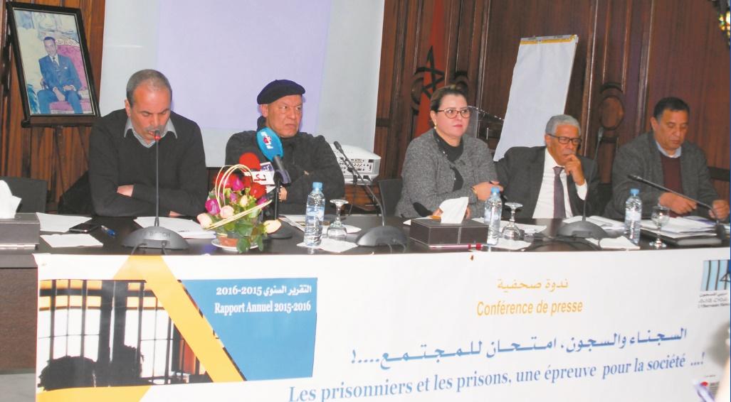 Les conditions dans les prisons marocaines interpellent plus d'un