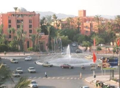 Des agents de voyages de la région  de Shanghai en visite à Marrakech