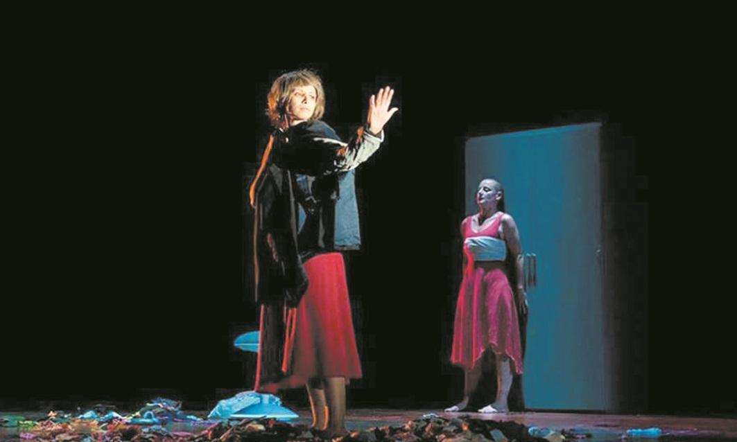 """La troupe  marocaine  """"Anfass""""  remporte le grand prix du FTA en Algérie"""