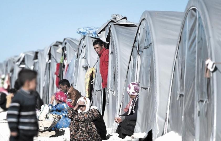 L'ONU lance un appel à l'aide financière pour les réfugiés syriens