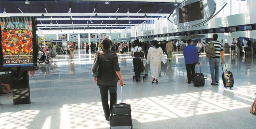 L'Europe draine près de 69% du total du trafic aérien des aéroports marocains