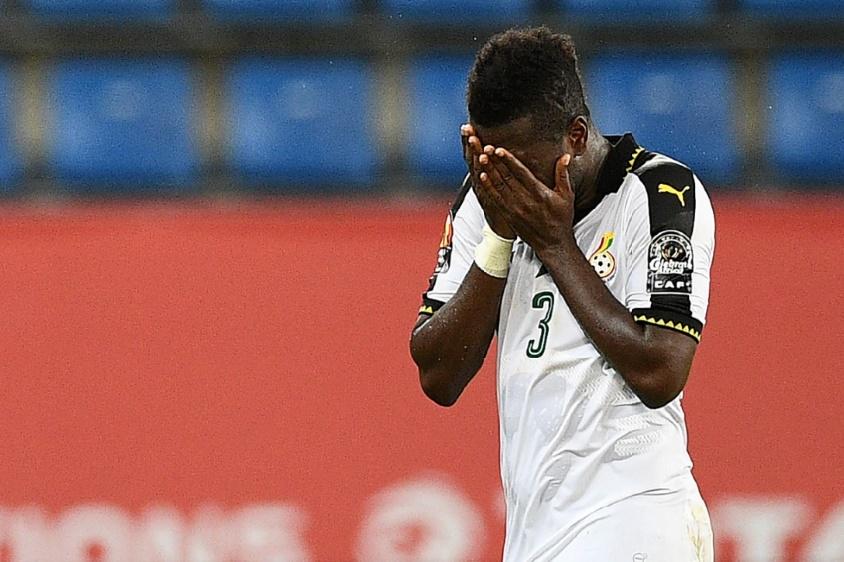 L'Egypte double un Ghana démotivé