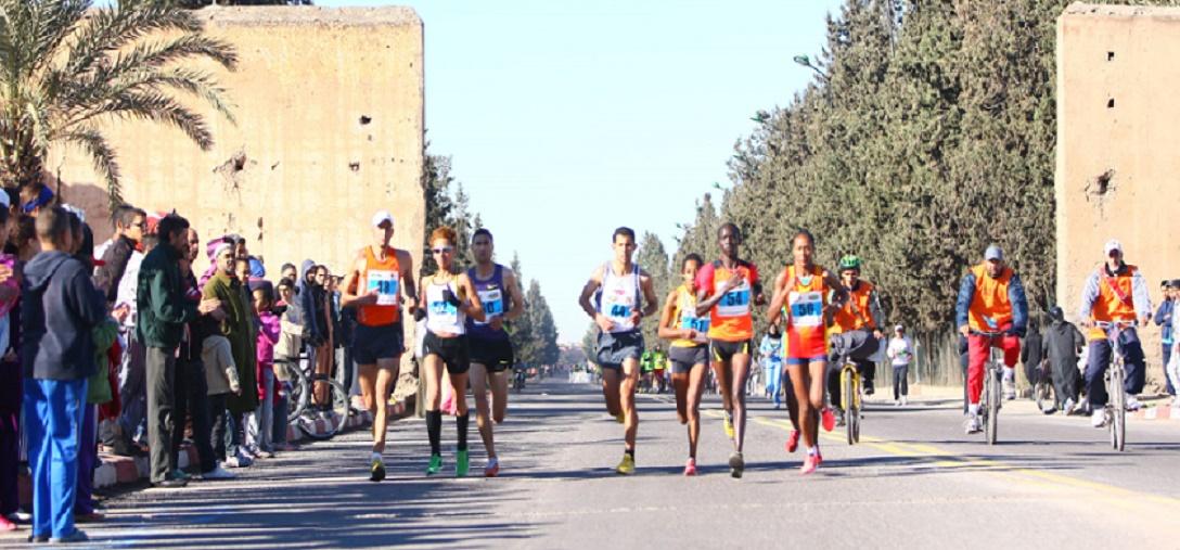 28ème édition du Marathon international de Marrakech, ce dimanche : Courir en respectant la nature