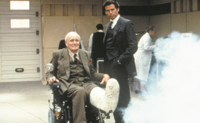 James Bond : L'équivalent du personnage de Q dans la réalité est une femme