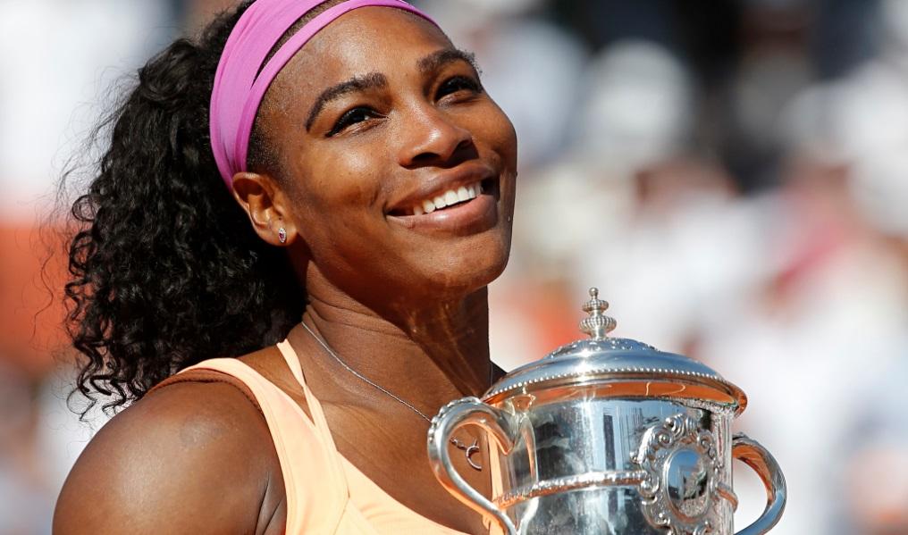 Serena Williams, au-dessus du lot