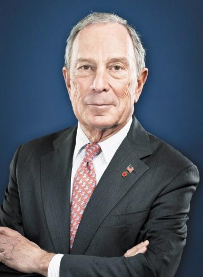 Comment sont-ils devenus milliardaires ? Michael Bloomberg