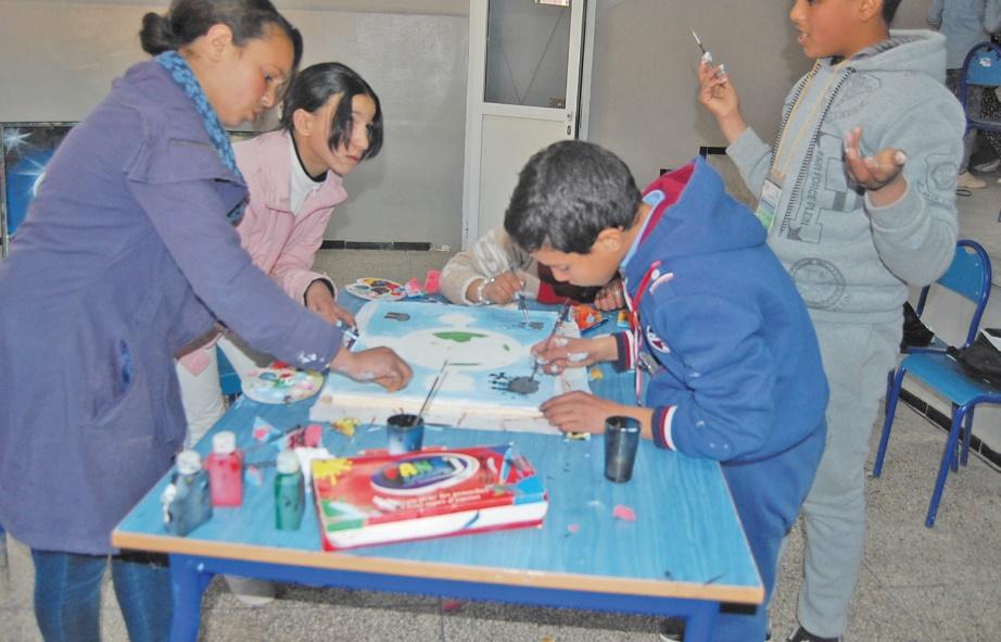 La créativité mise au service de l'environnement à Boudenib