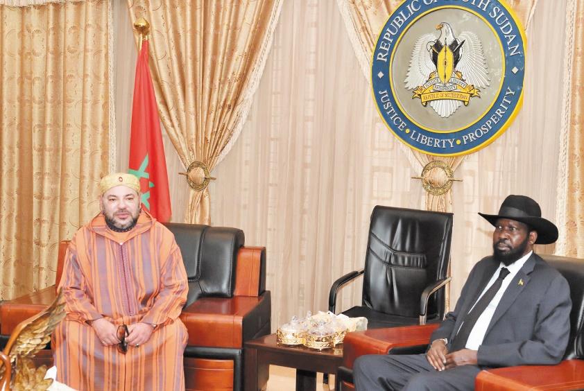 Le Maroc participera à la construction de la nouvelle capitale de la République du Soudan du Sud