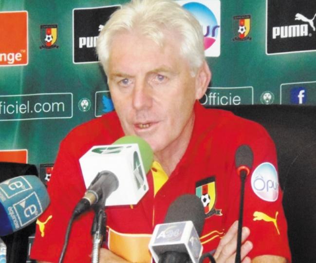 Hugo Broos : Je suis très heureux, spécialement pour l'équipe