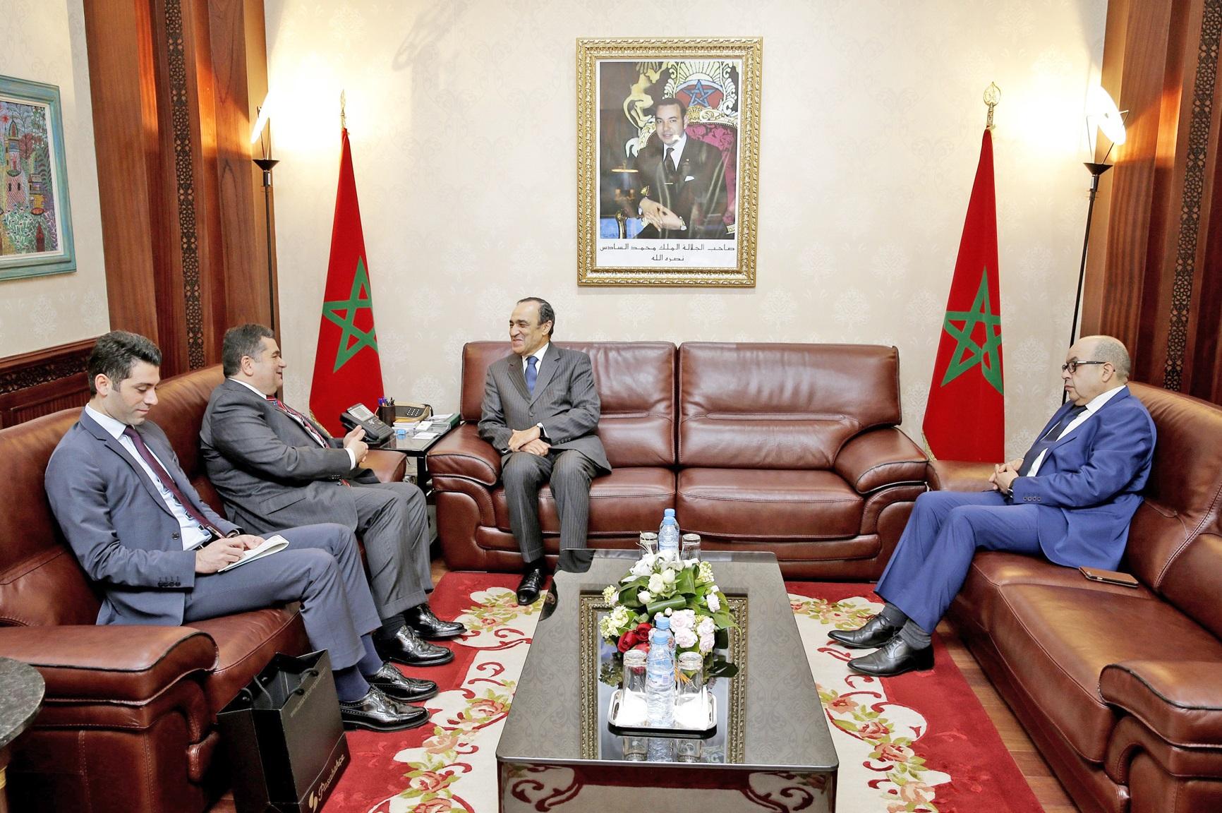 L'ambassadeur de Turquie au Maroc salue le retour du Maroc à l'UA