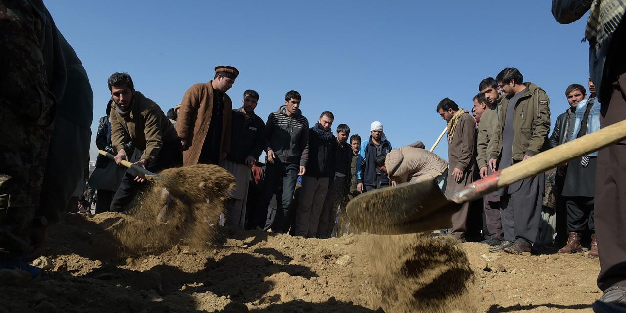 Record de victimes civiles  en Afghanistan en 2016