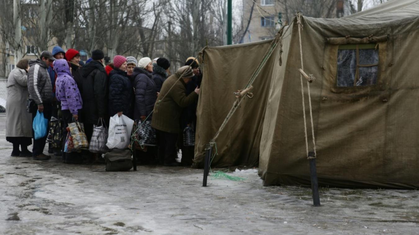 L'UE doit maintenir la pression sur  la Russie  à propos du conflit ukrainien