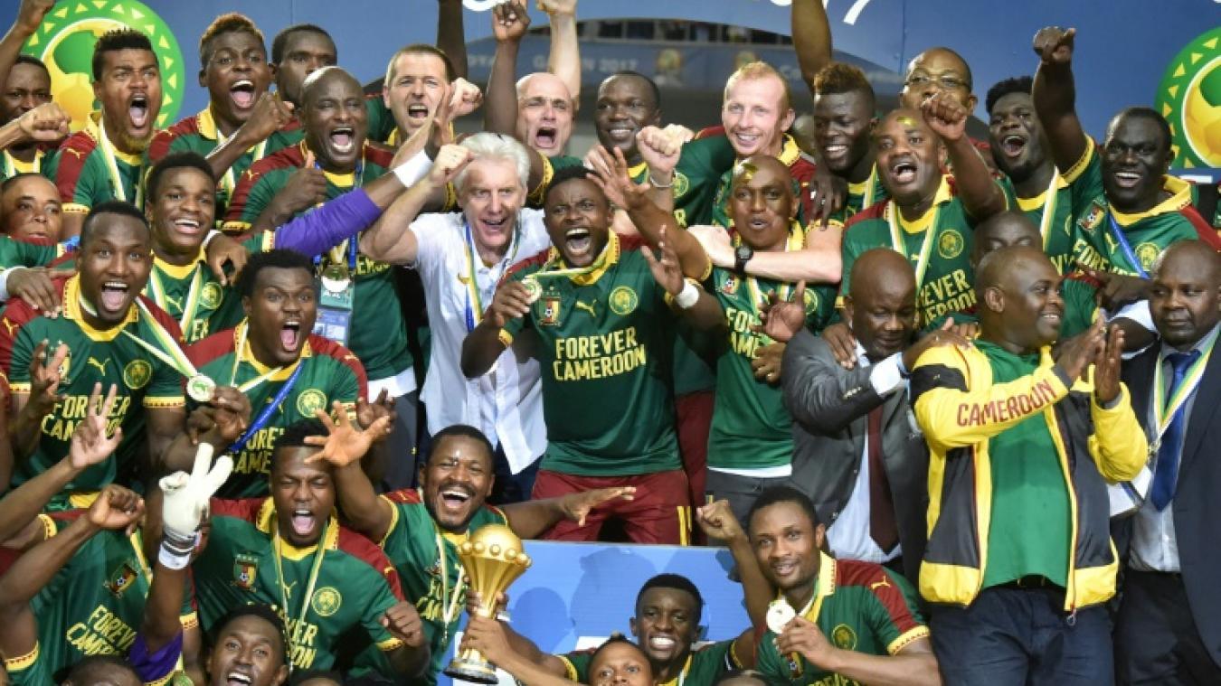 Et de cinq pour le Cameroun