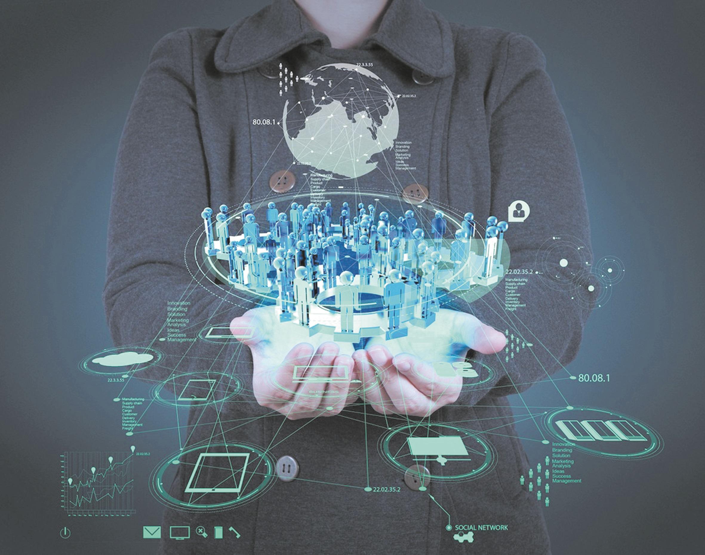 Les usages et l'Internet mobile portent la croissance du secteur des télécoms