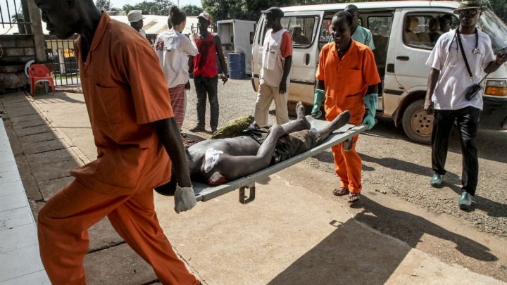 4 morts dans des violences à Bangui en Centrafrique