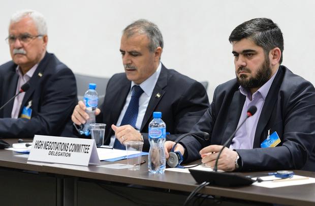L'opposition syrienne présente une délégation unifiée pour Genève