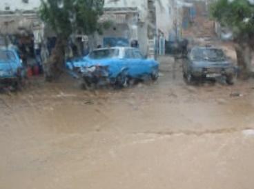 Pluies diluviennes et vents violents à Mogador : Ça déborde de partout à Essaouira