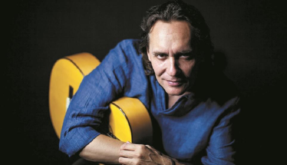 """Vicente Amigo invité de marque des """"musiques sacrées"""" de Fès"""