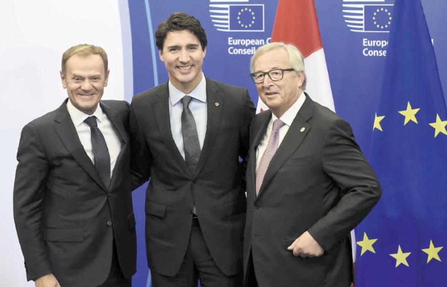 Le Parlement européen approuve l'accord de libre-échange UE/Canada