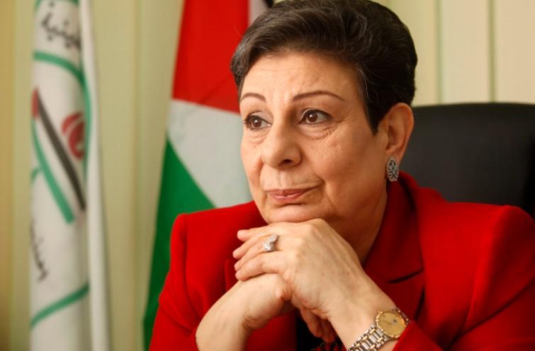 Hanane Achraoui critique la position américaine sur la solution à deux Etats