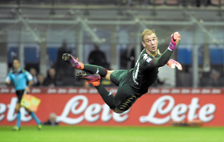 Joe Hart, Englishman in Torino