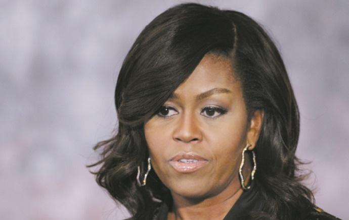 Le nouveau job de Michelle Obama