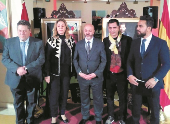 Les artistes plasticiens marocains à l'honneur en Espagne