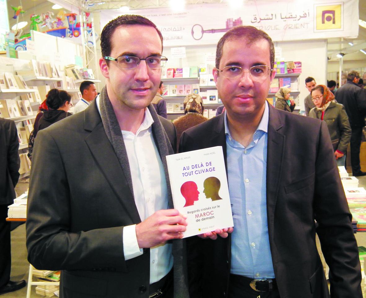 """""""Au-delà de tout clivage"""" Le regard croisé de Tarik El Malki et Nabil Adel"""