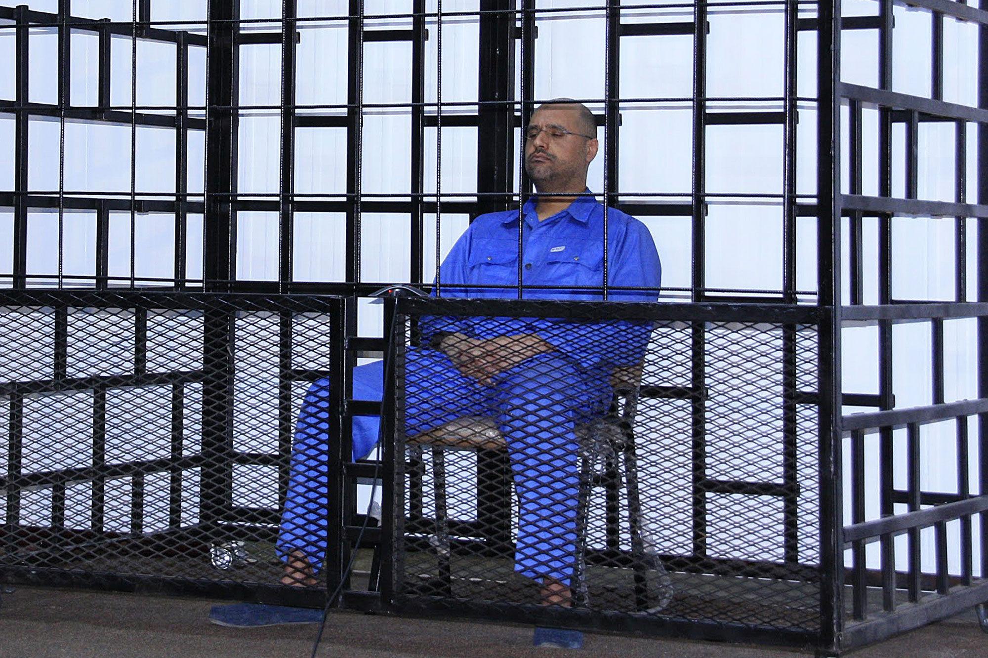L'ONU recommande de remettre Seif al-Islam Kadhafi à la CPI