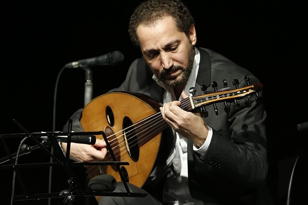 Naseer Shamma nommé Artiste de l'Unesco pour la paix