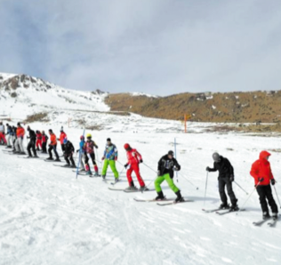 Championnat du Maroc  de ski alpin