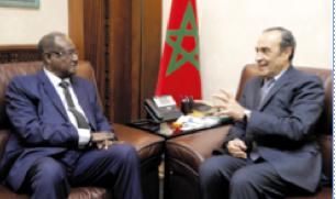 Le Centrafrique réitère son soutien  à l'intégrité territoriale du Royaume