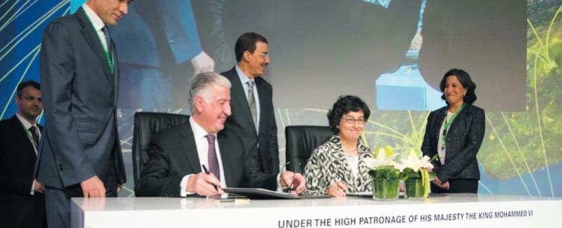 Un nouveau jalon dans l'édifice  partenarial arabo-africain