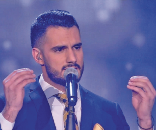 "Bethléem en fête pour son ""Arab Idol"""