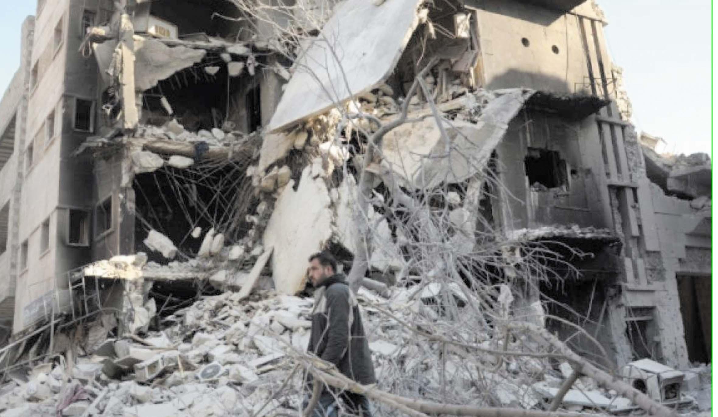 Les attentats en Syrie fragilisent  le processus de Genève