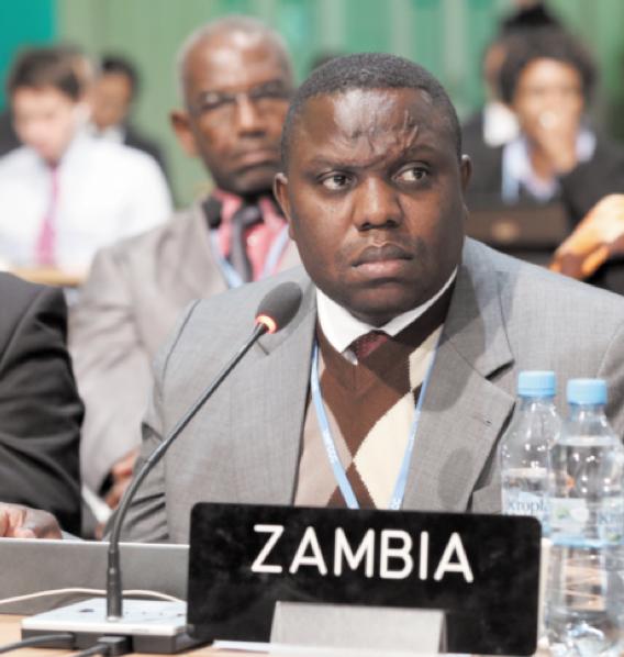 La Zambie réitère son retrait de  reconnaissance de la pseudo-RASD