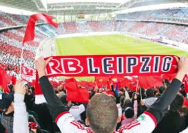 Le RB Leipzig remonte dans les sondages
