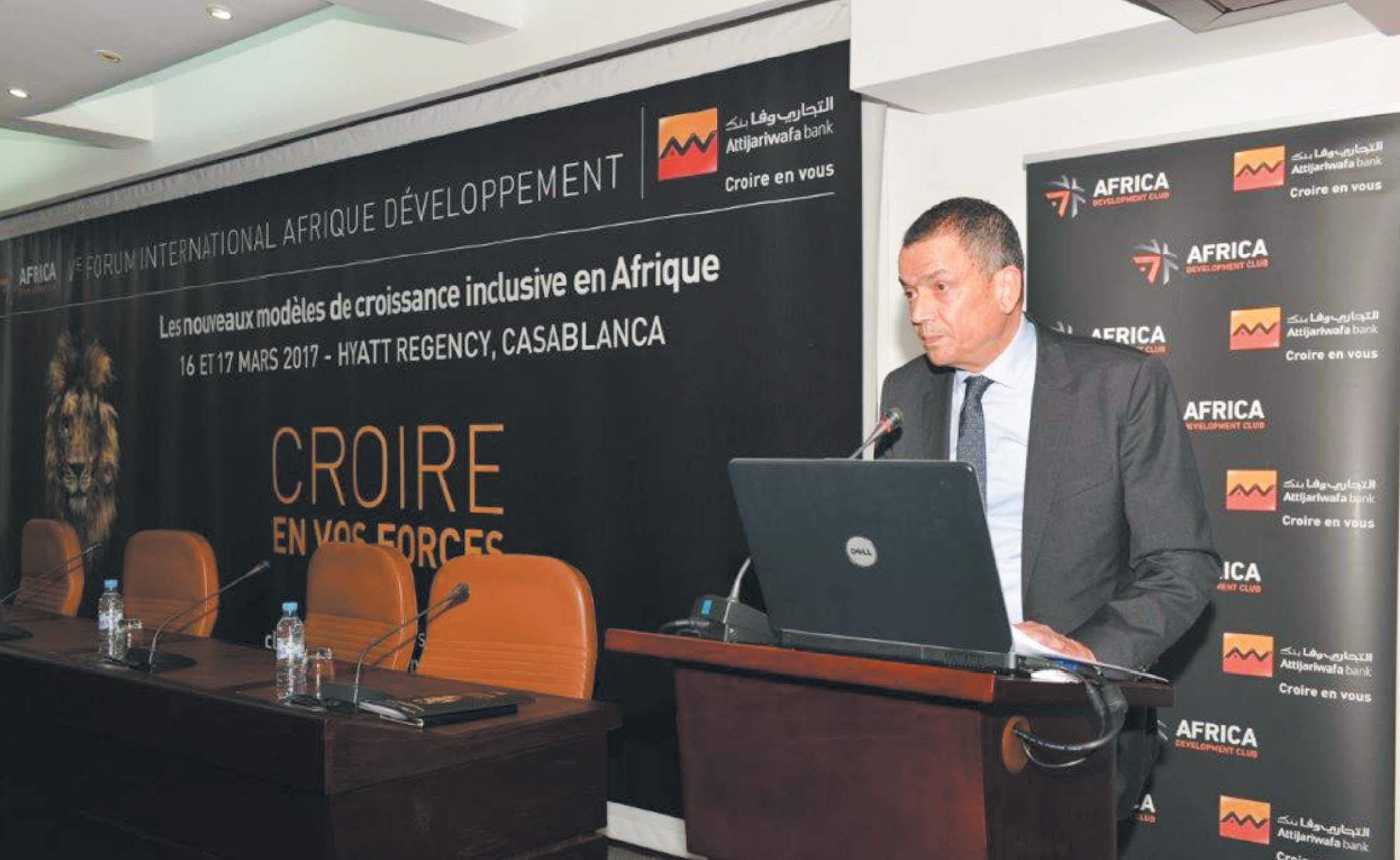 Les nouveaux modèles de croissance inclusive en Afrique