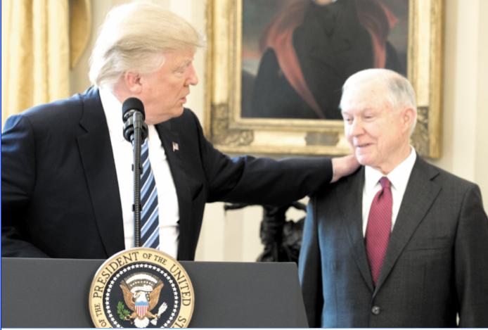 Le ministre de la Justice de Donald Trump à son tour dans la tourmente
