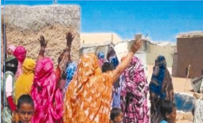 Des manifestations violemment réprimées dans les camps de Tindouf