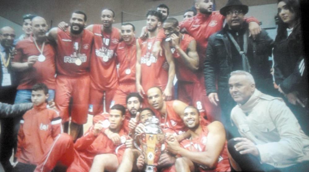 L'ASS et le CRA décrochent l'édition 2016-2017 de la Coupe du Trône de basketball