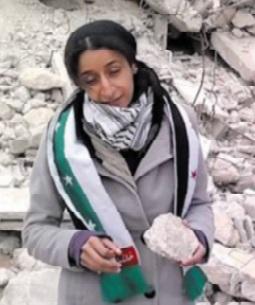Naoual Soufi à la rescousse des naufragés