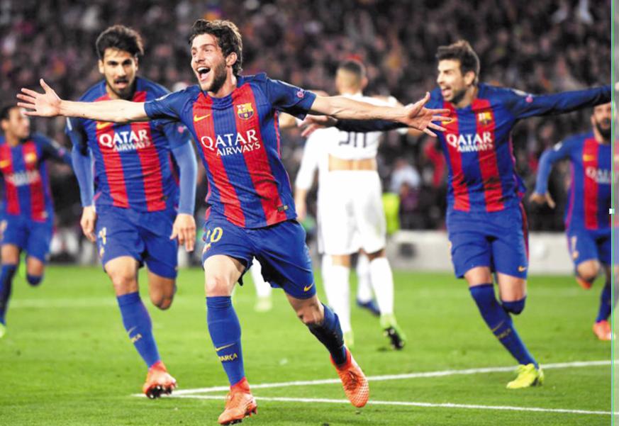 Magnifíca Barça !