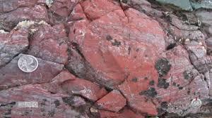 Découverte de  microfossiles vieux  de 4 milliards d'années