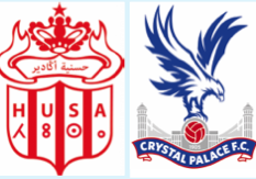 Accord entre le HUSA et Crystal Palace