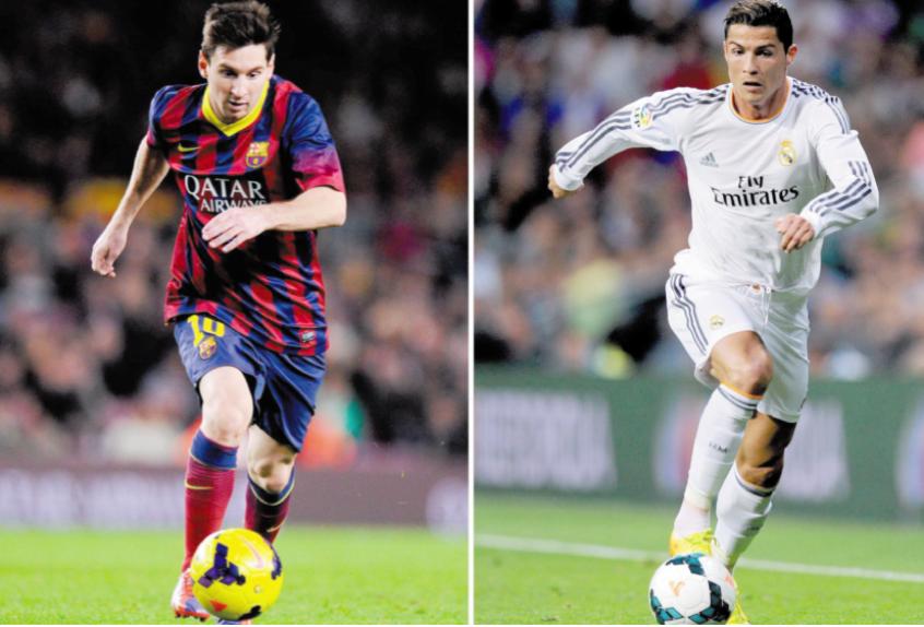 Liga: Le Barça sur son nuage, le Real sur  ses talons