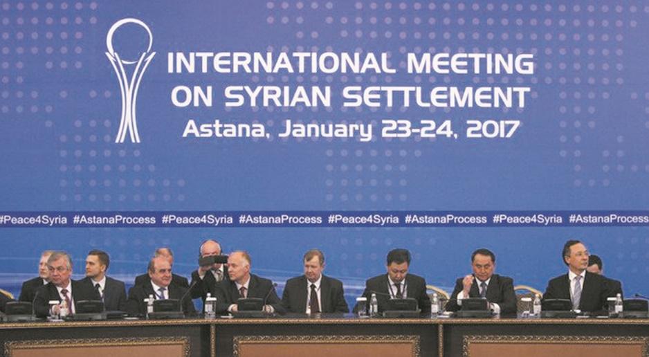 La conférence d'Astana maintenue malgré l'appel de rebelles syriens
