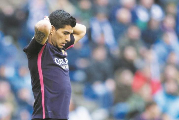 Le Barça défait : Le Real aux commandes