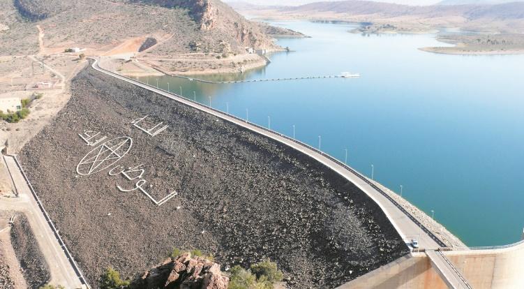 Le taux de remplissage des barrages du Nord atteint 63%